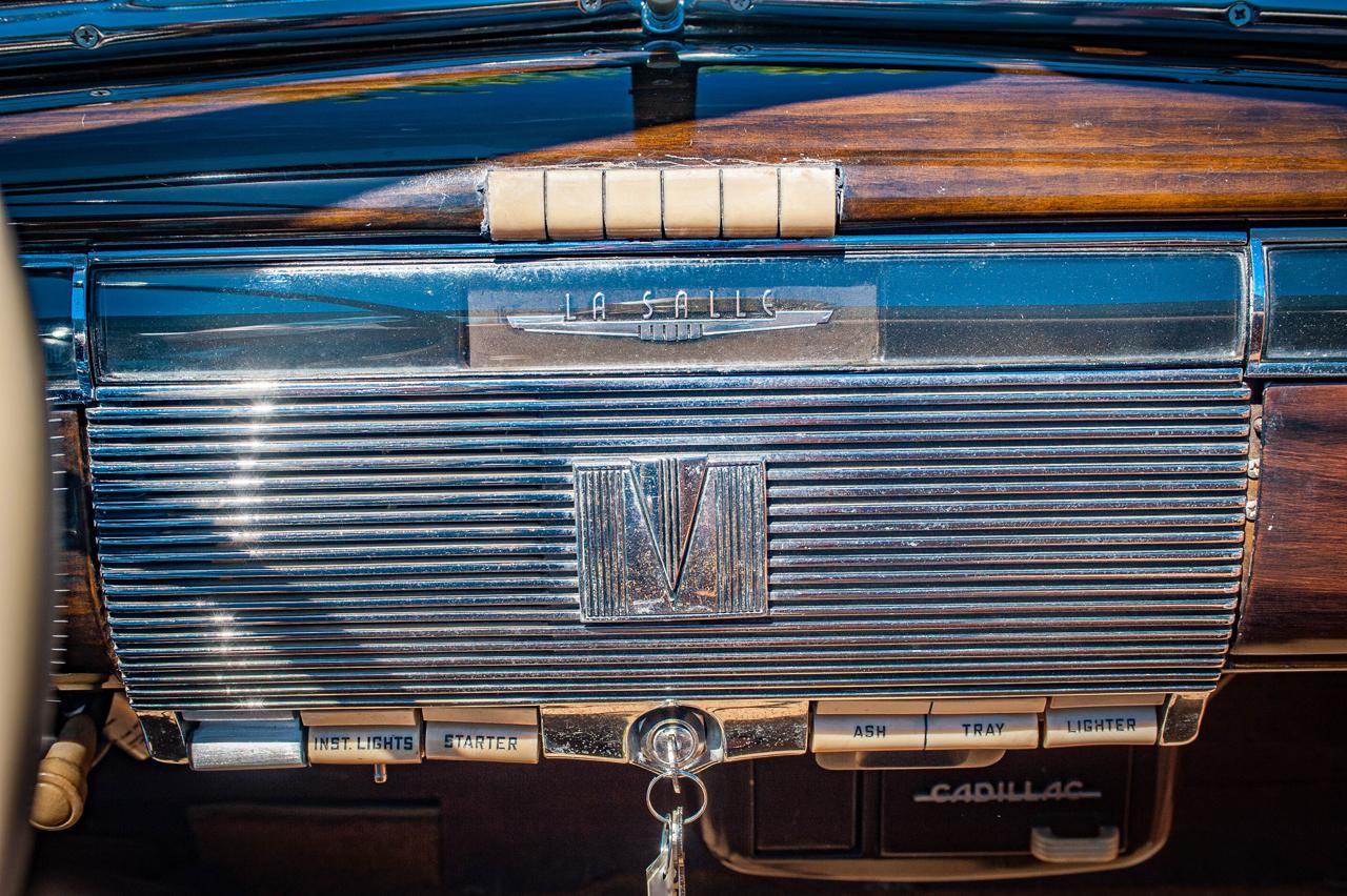 1939 Cadillac LaSalle 86