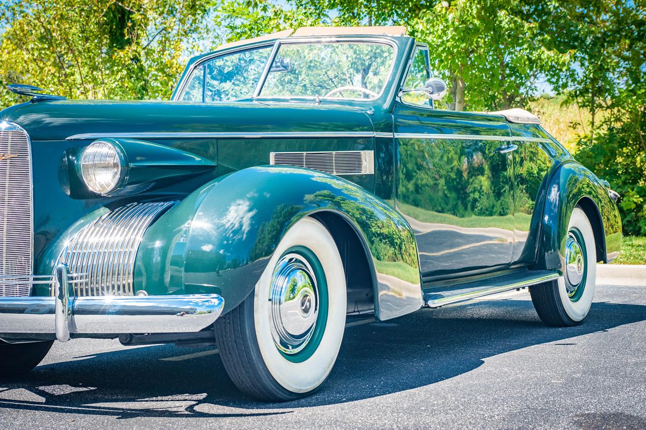 1939 Cadillac LaSalle 2