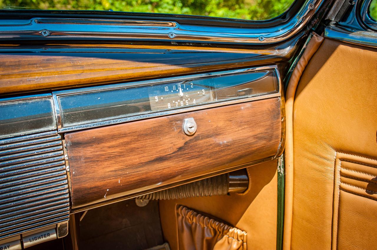 1939 Cadillac LaSalle 87