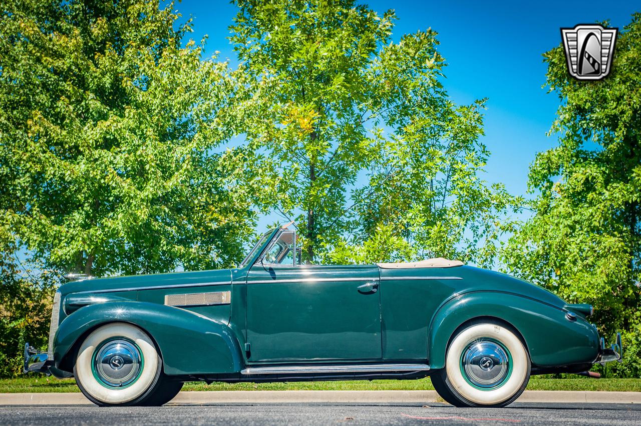 1939 Cadillac LaSalle 3