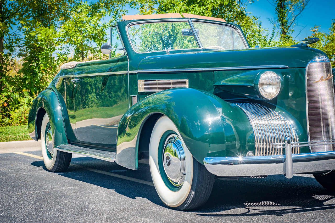 1939 Cadillac LaSalle 4