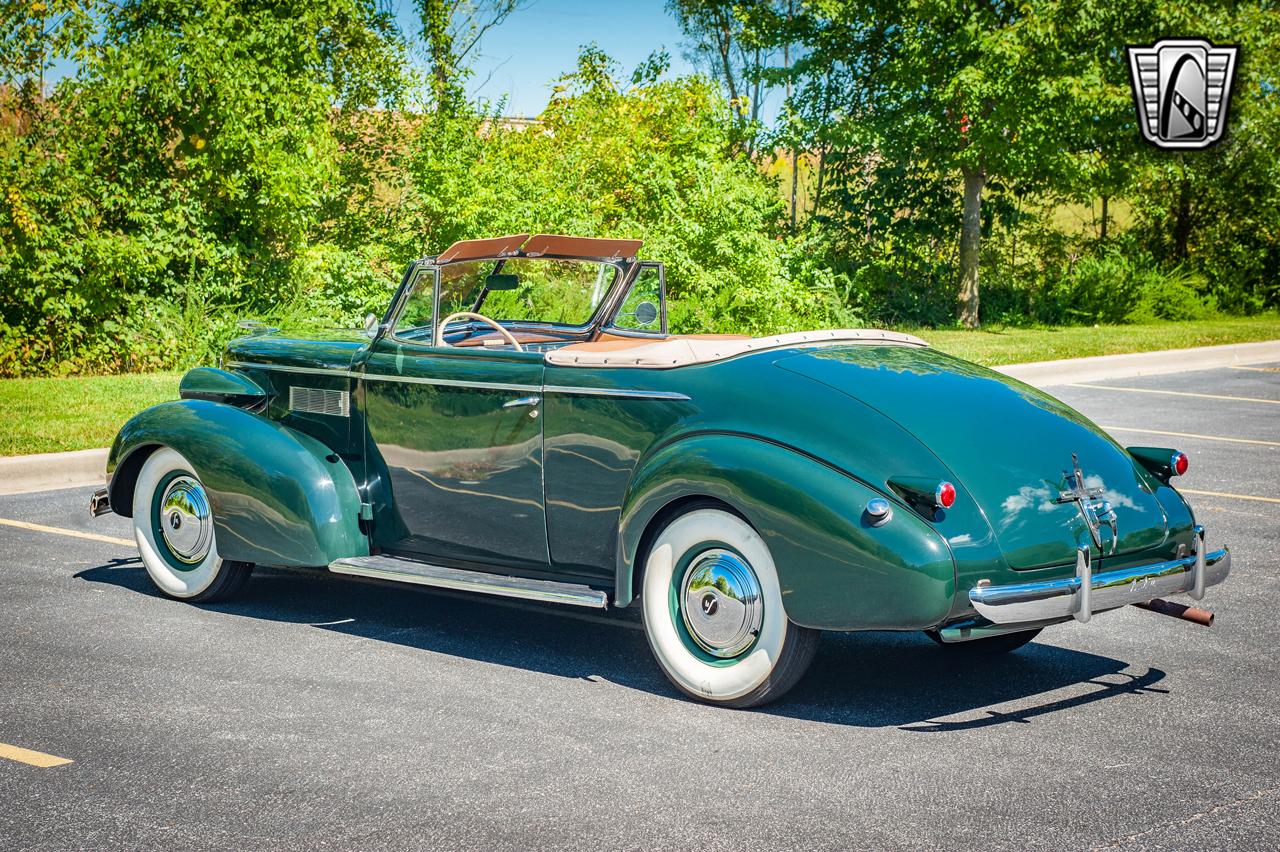 1939 Cadillac LaSalle 26