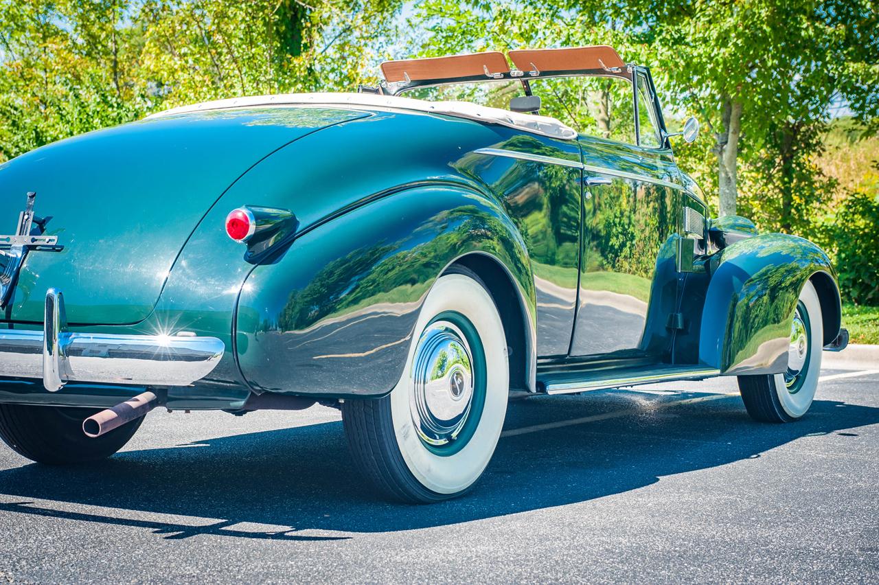 1939 Cadillac LaSalle 9