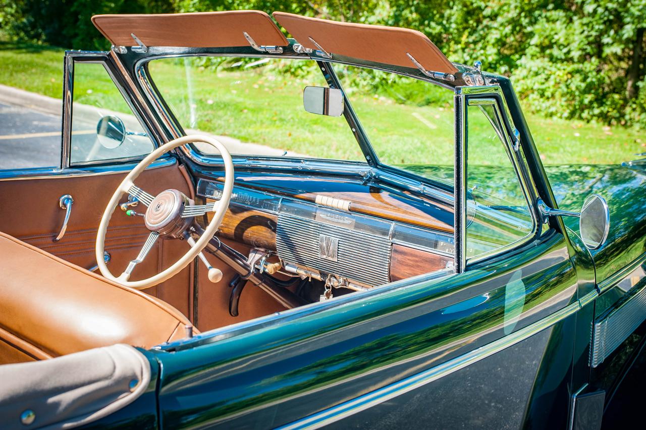 1939 Cadillac LaSalle 67