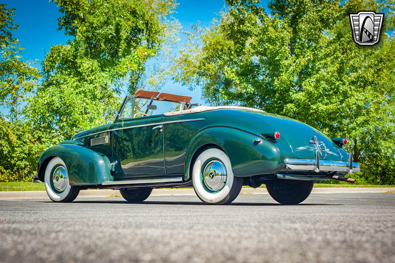 1939 Cadillac LaSalle 27