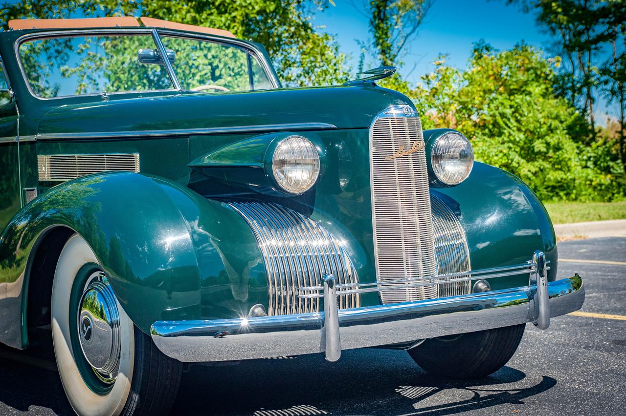 1939 Cadillac LaSalle 45