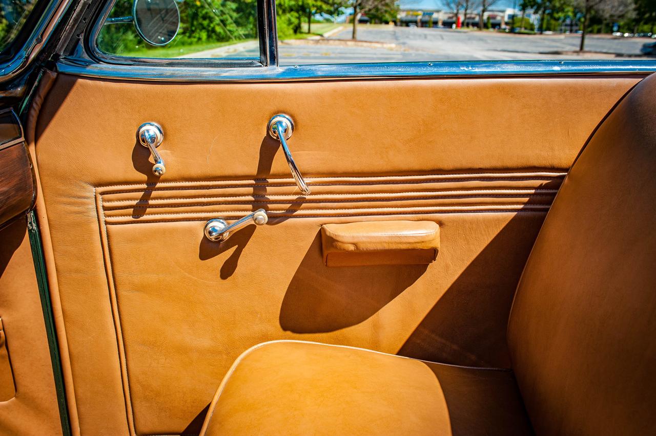 1939 Cadillac LaSalle 92
