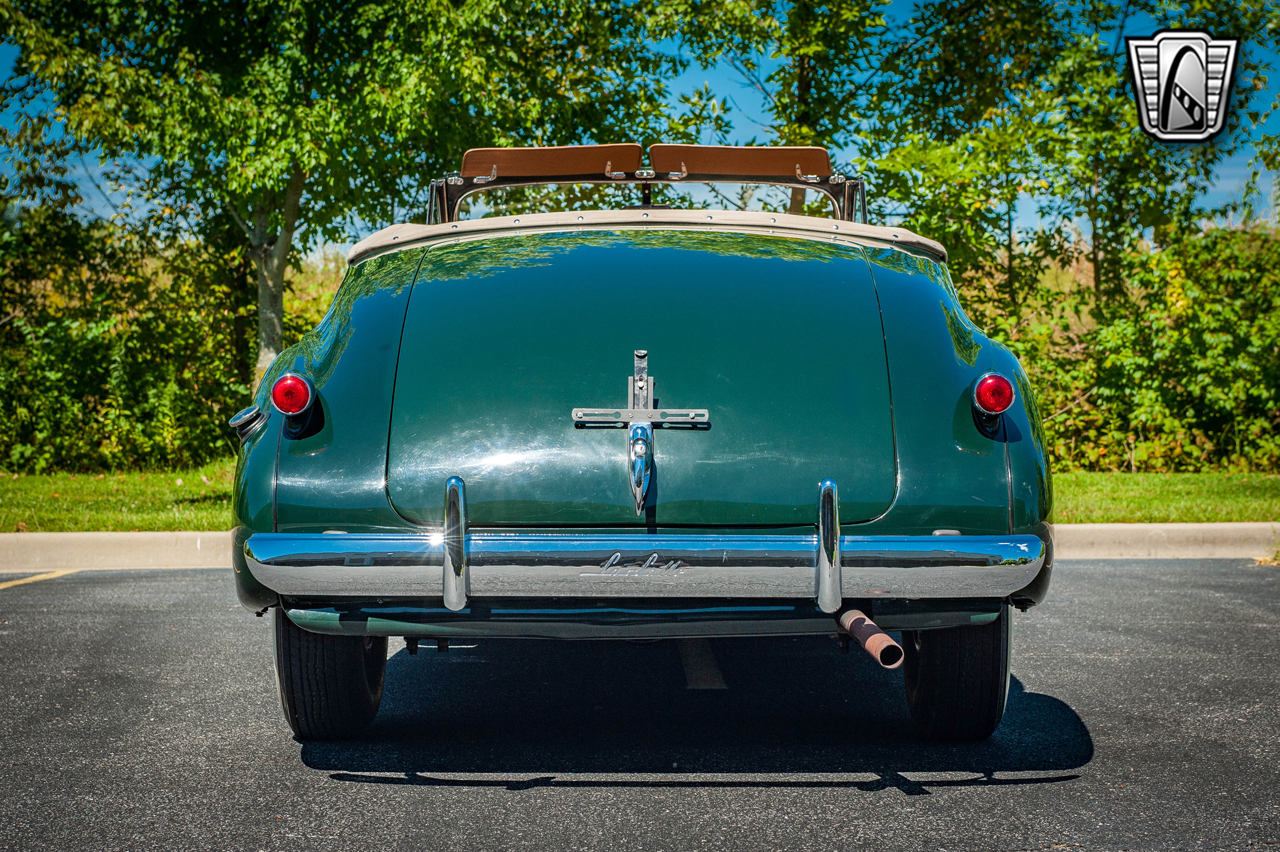 1939 Cadillac LaSalle 28
