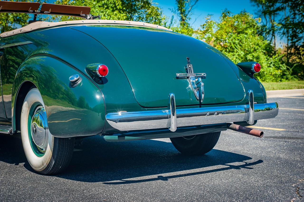 1939 Cadillac LaSalle 46