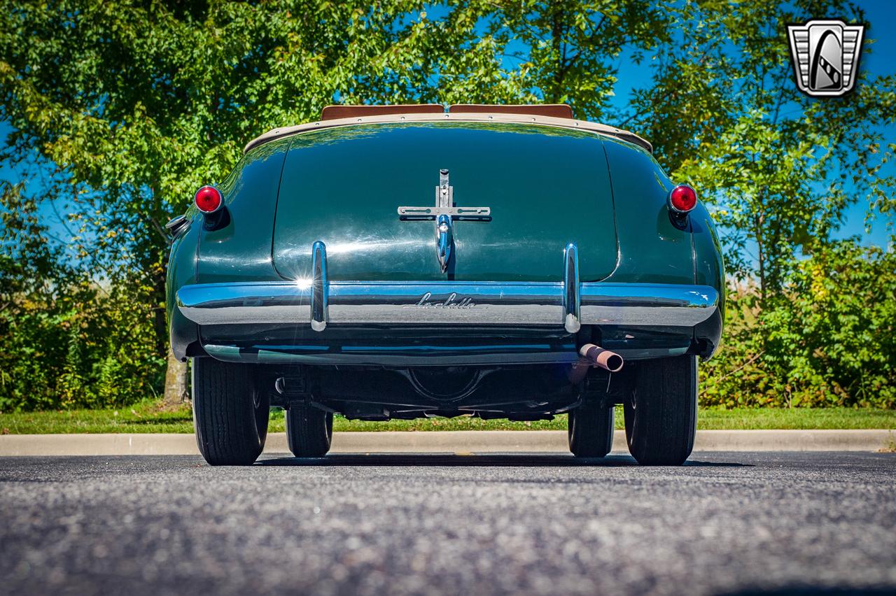 1939 Cadillac LaSalle 29