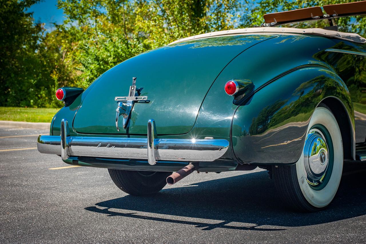 1939 Cadillac LaSalle 47