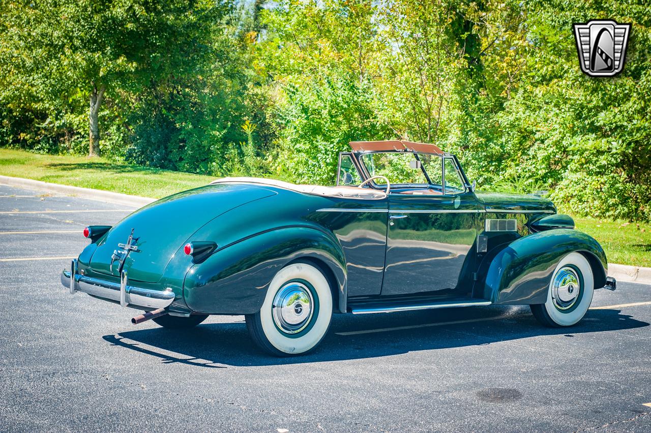 1939 Cadillac LaSalle 30