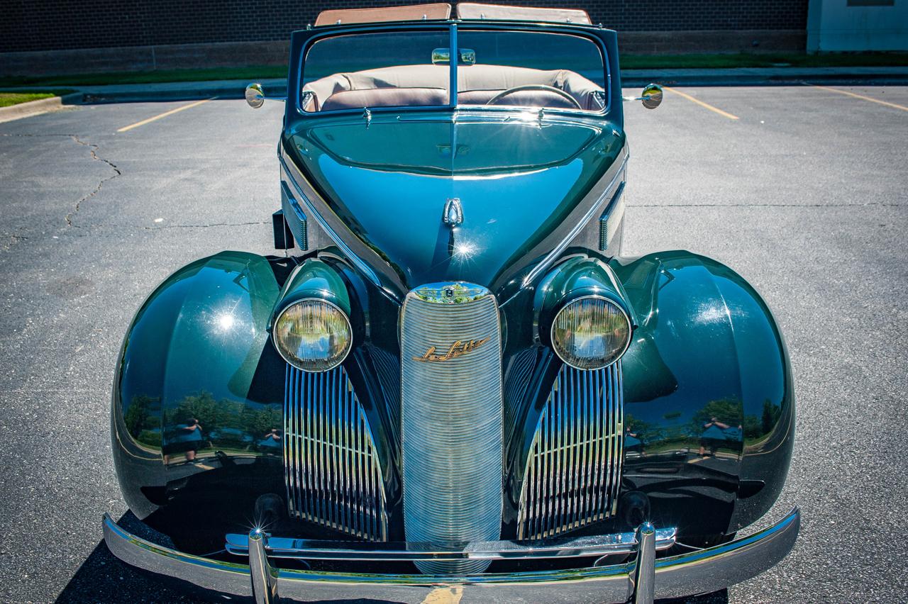 1939 Cadillac LaSalle 48