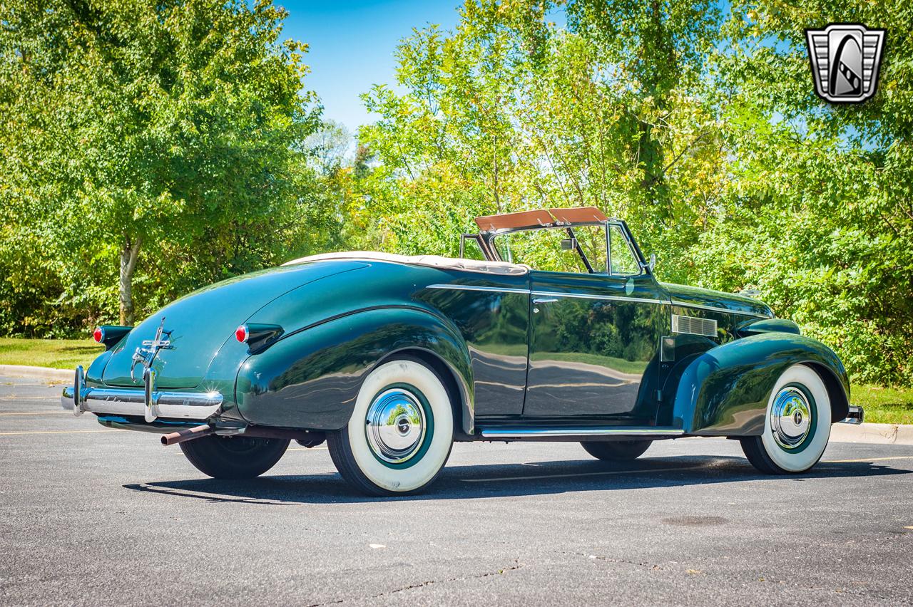1939 Cadillac LaSalle 31