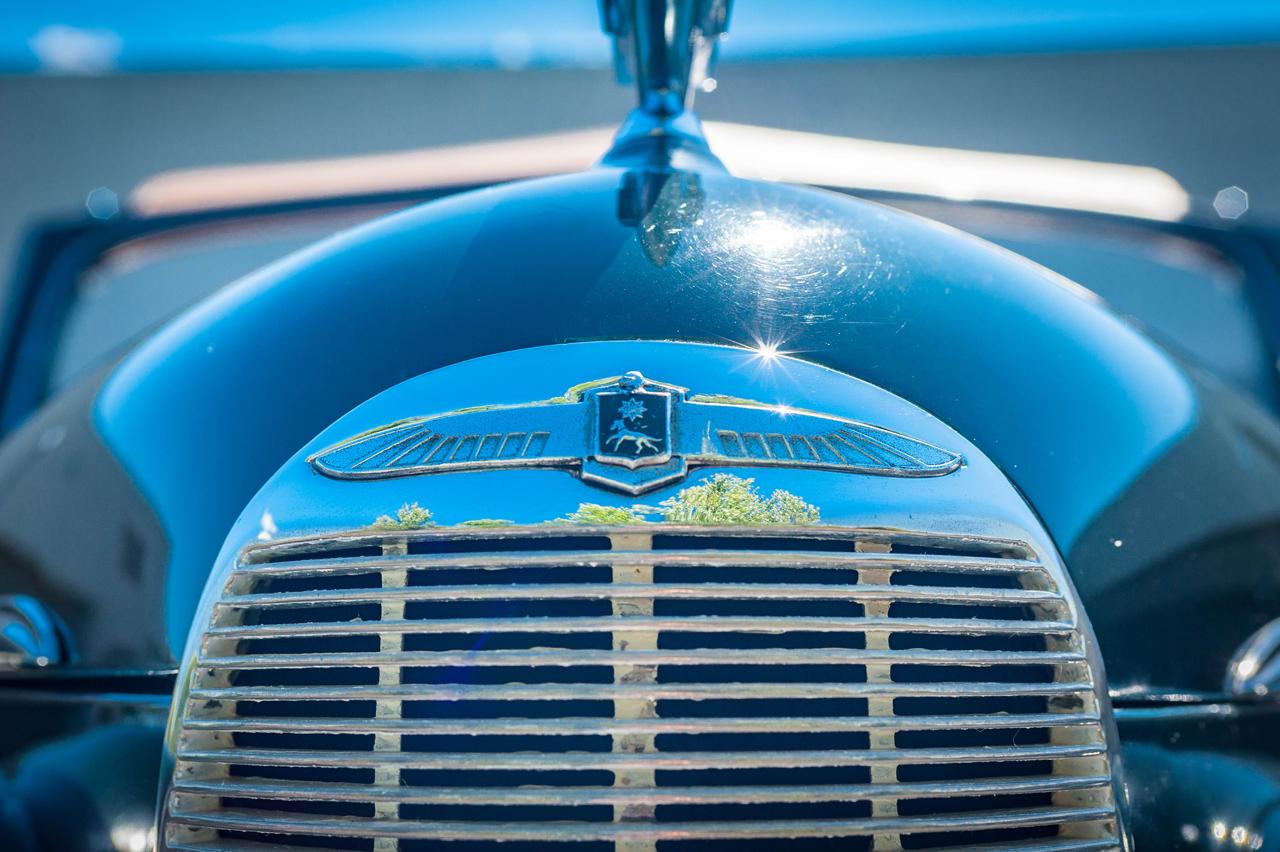 1939 Cadillac LaSalle 49