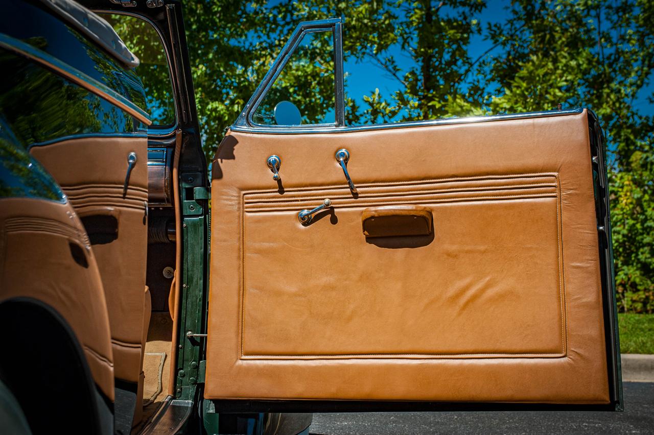 1939 Cadillac LaSalle 97