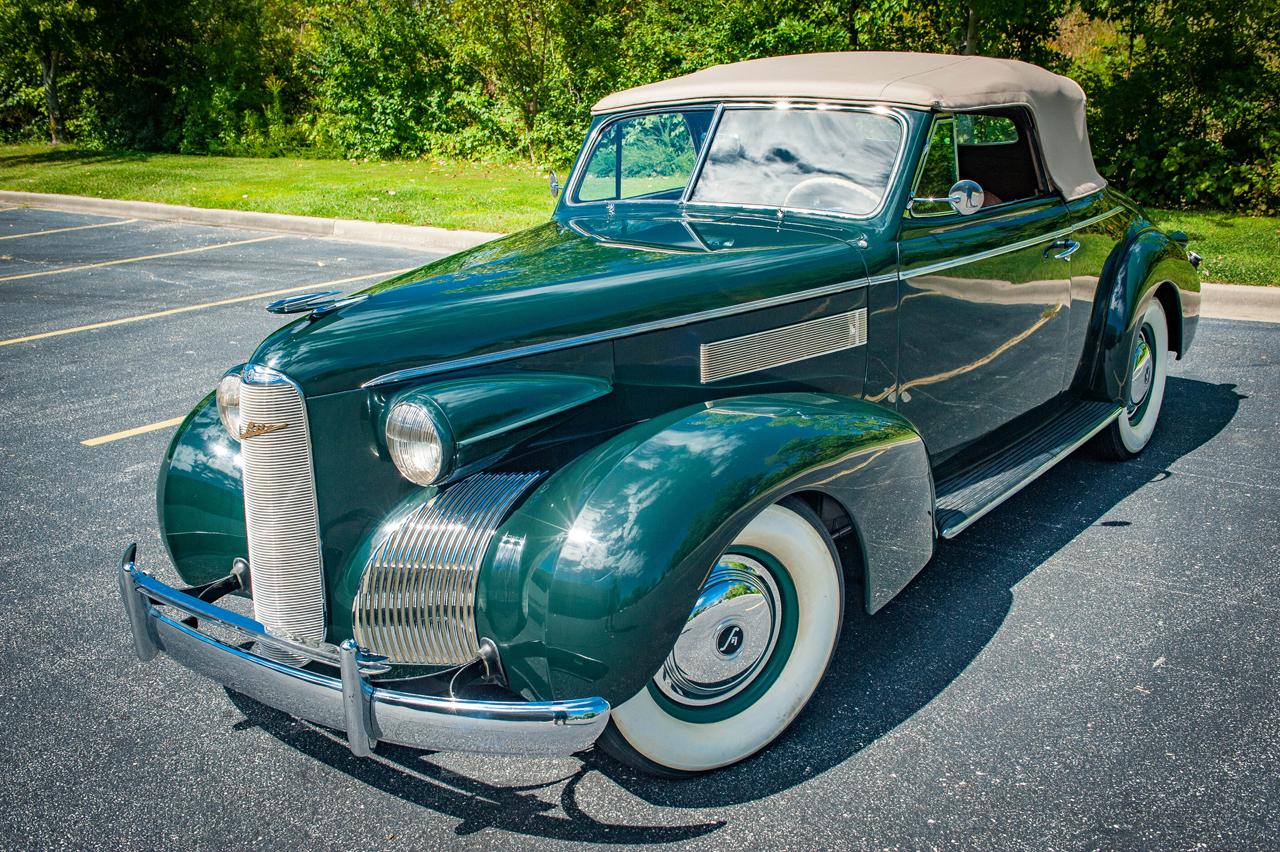 1939 Cadillac LaSalle 13