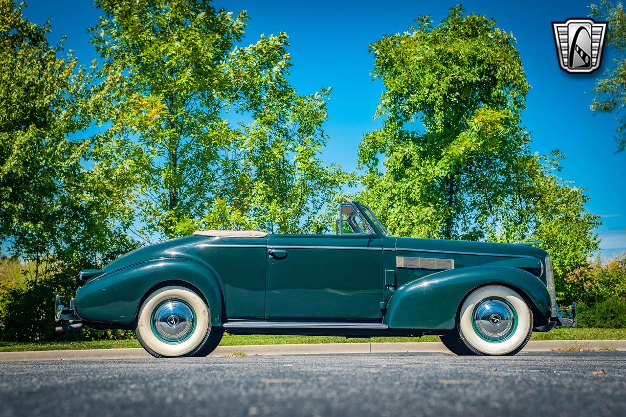 1939 Cadillac LaSalle 14
