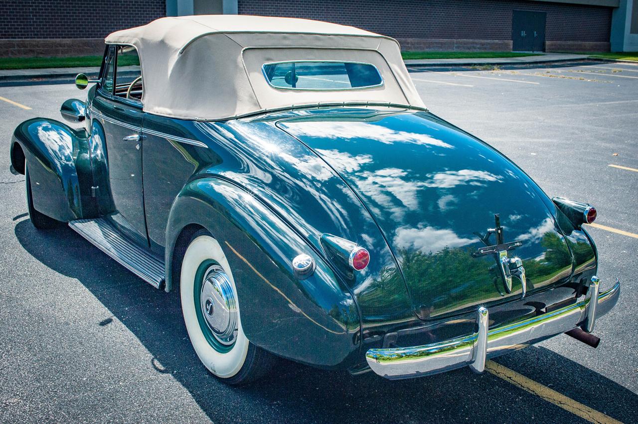1939 Cadillac LaSalle 15