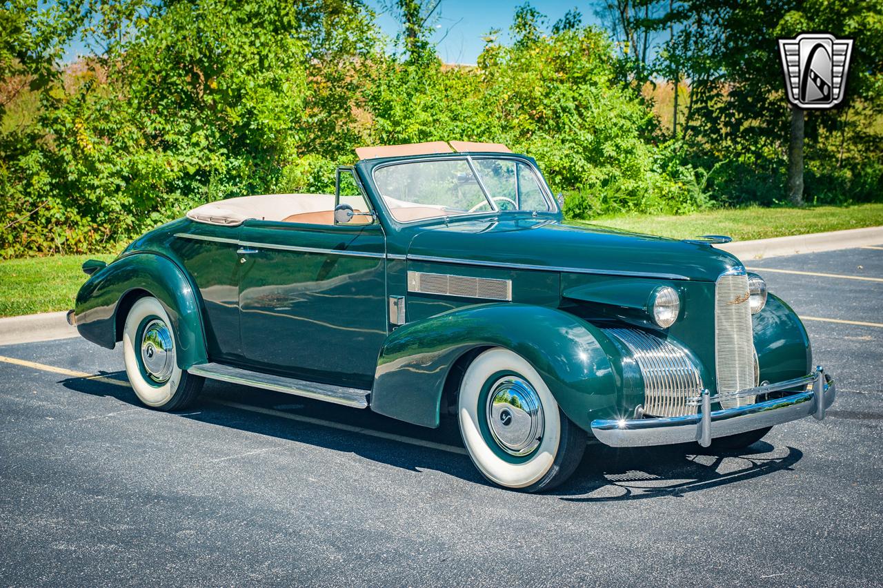 1939 Cadillac LaSalle 34