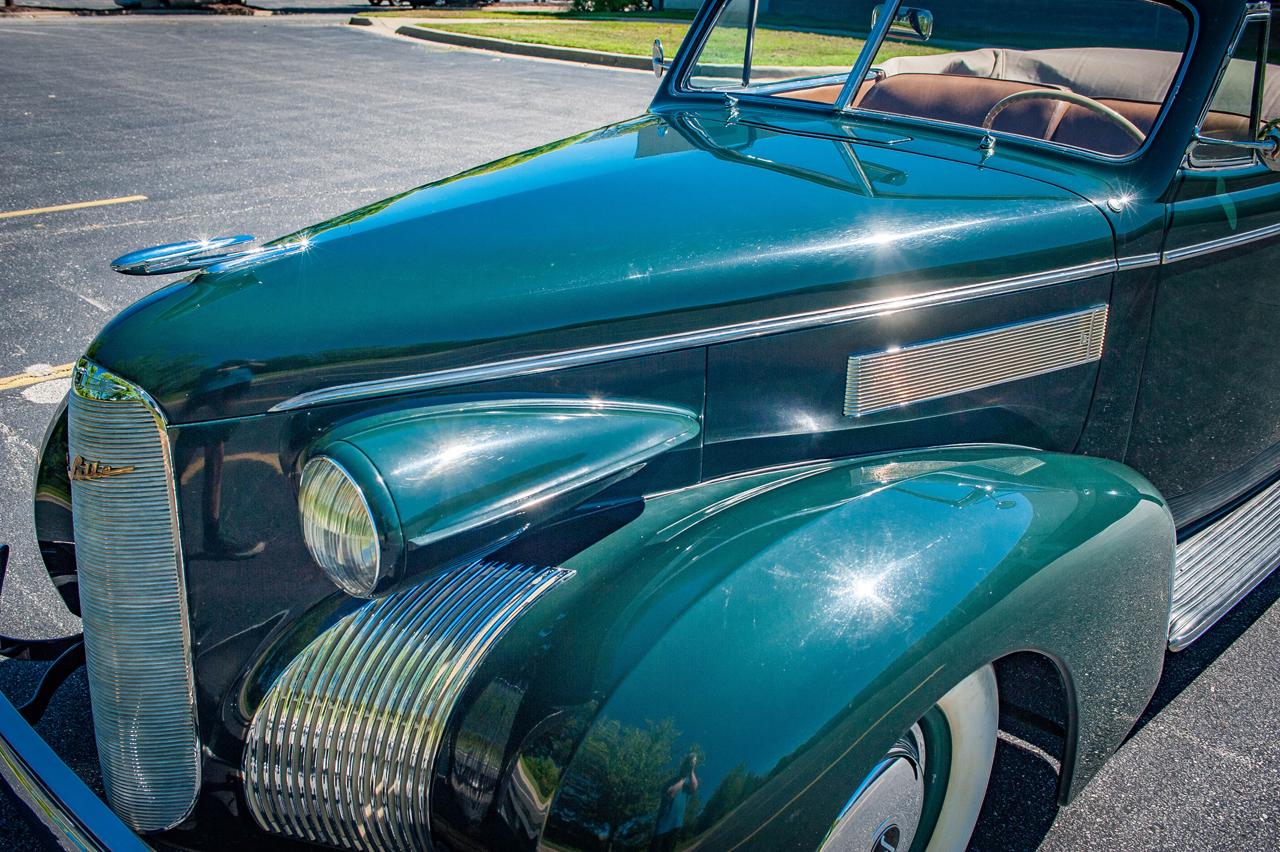 1939 Cadillac LaSalle 53