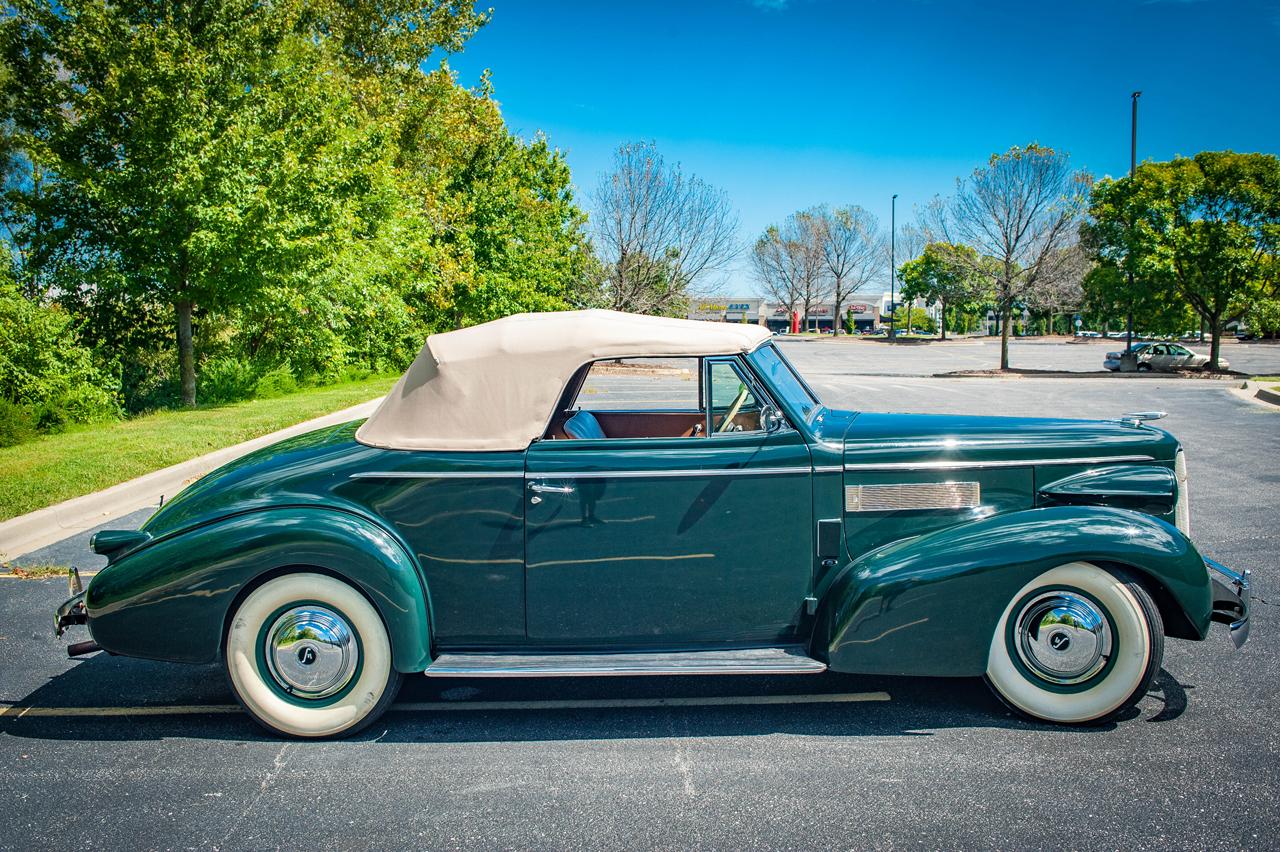 1939 Cadillac LaSalle 16