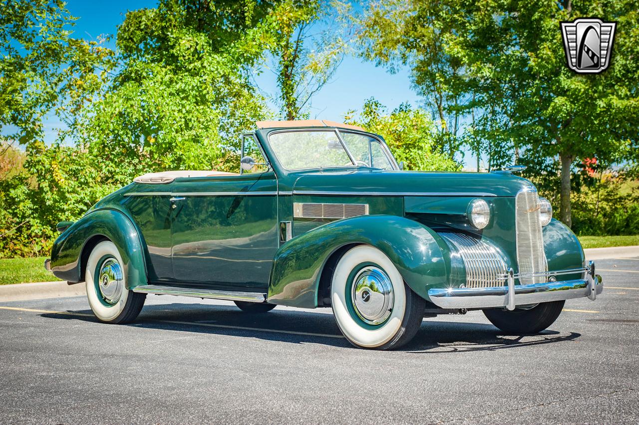 1939 Cadillac LaSalle 17