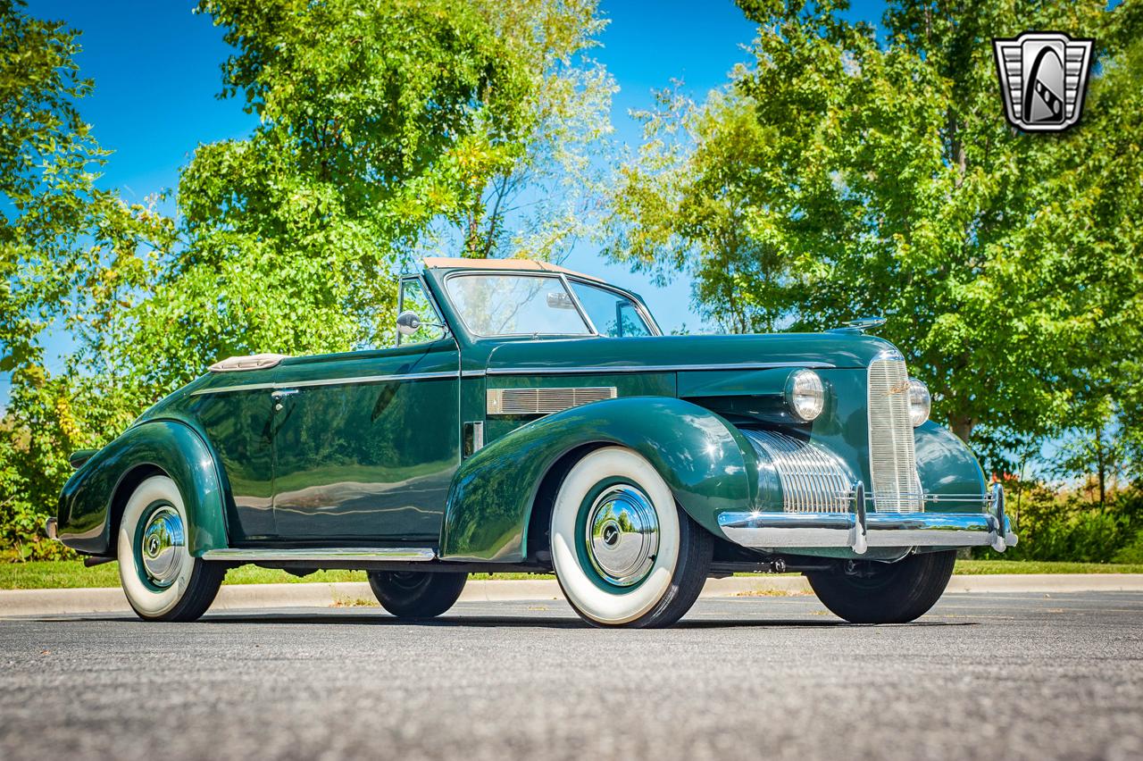1939 Cadillac LaSalle 35