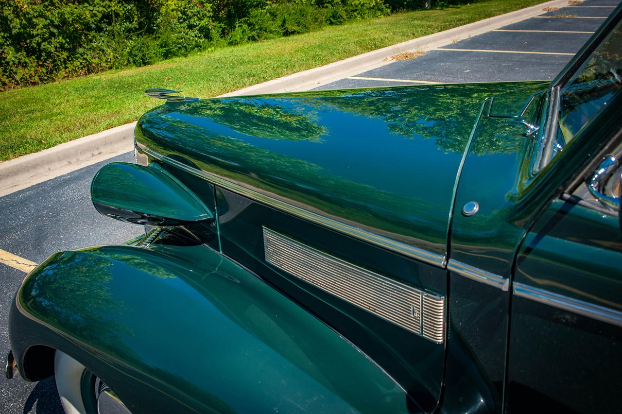 1939 Cadillac LaSalle 55