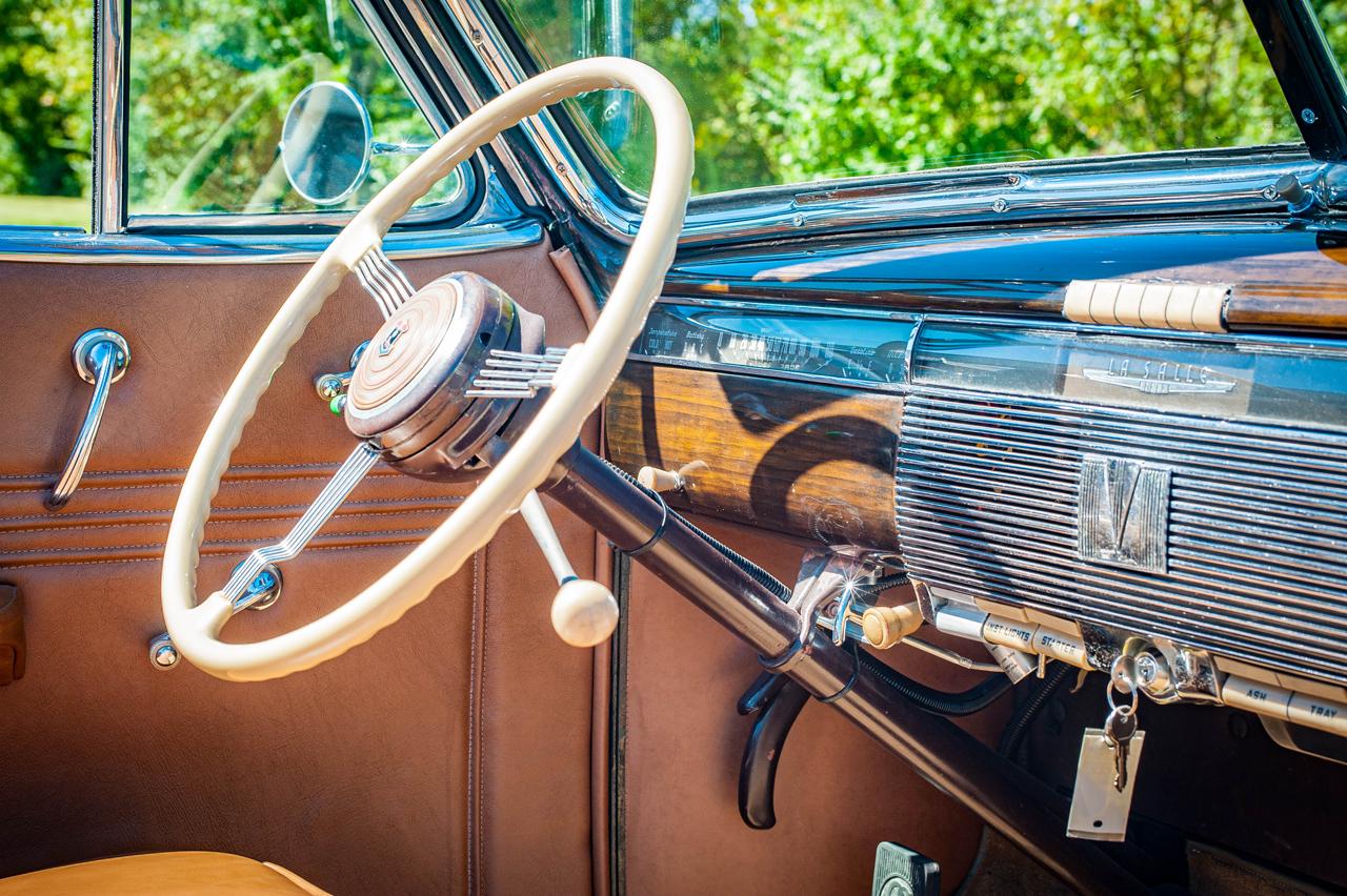1939 Cadillac LaSalle 18