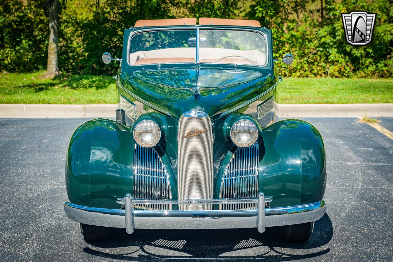 1939 Cadillac LaSalle 19