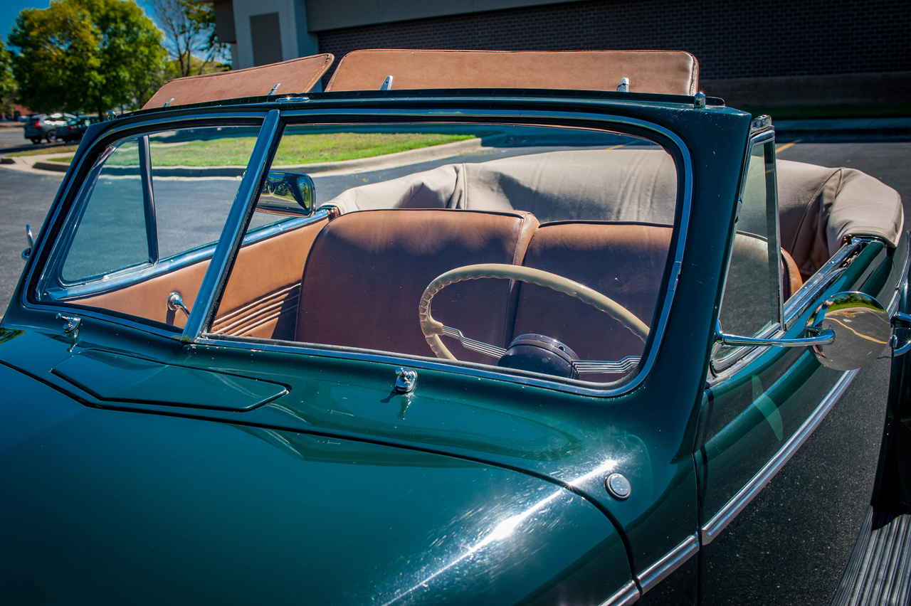 1939 Cadillac LaSalle 57