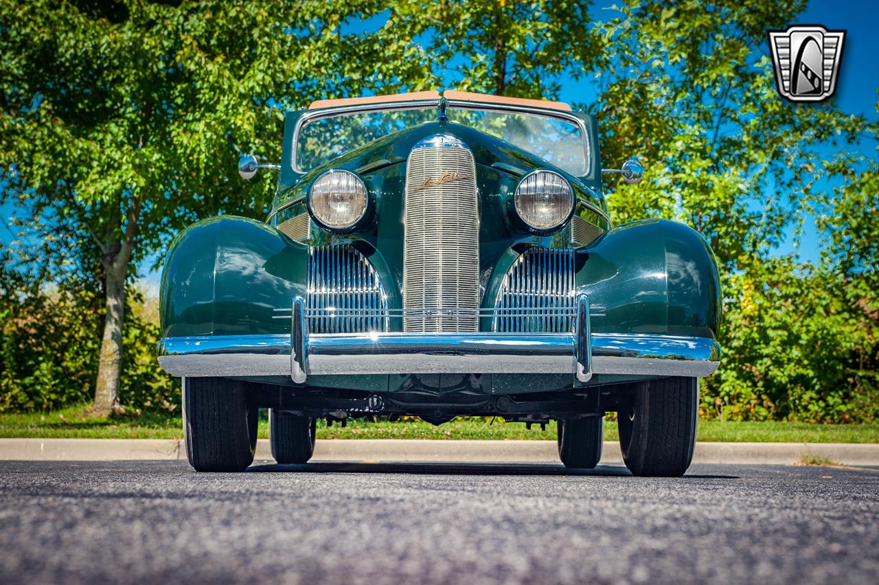 1939 Cadillac LaSalle 37