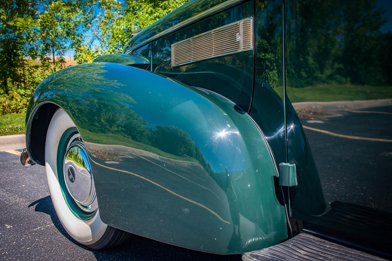 1939 Cadillac LaSalle 58