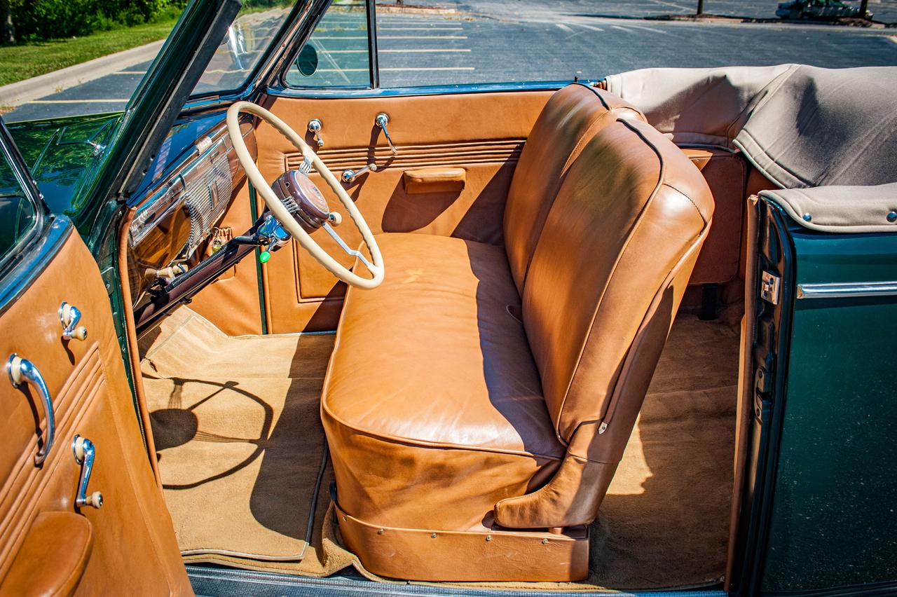 1939 Cadillac LaSalle 80
