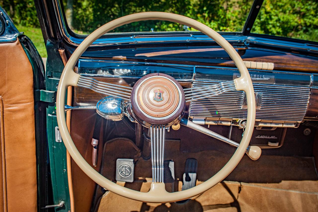 1939 Cadillac LaSalle 81