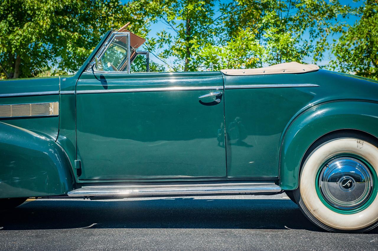 1939 Cadillac LaSalle 39
