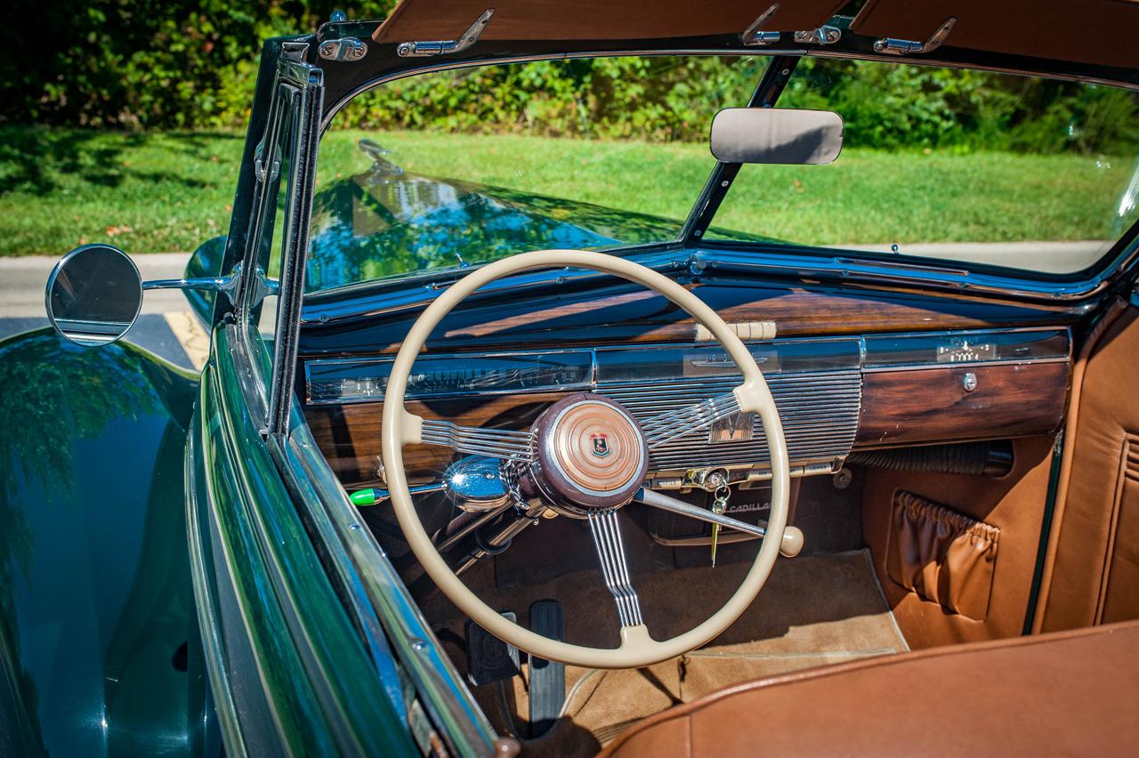 1939 Cadillac LaSalle 20