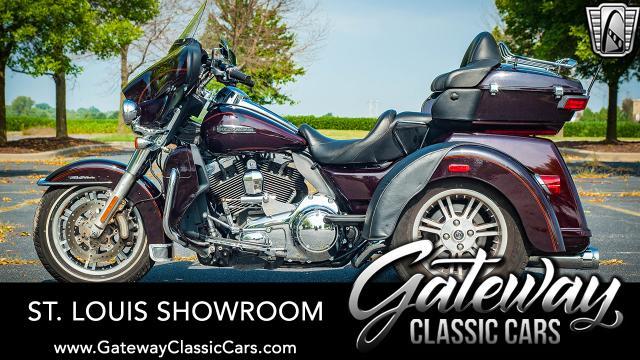 2014 Harley Davidson FLHTCUTG