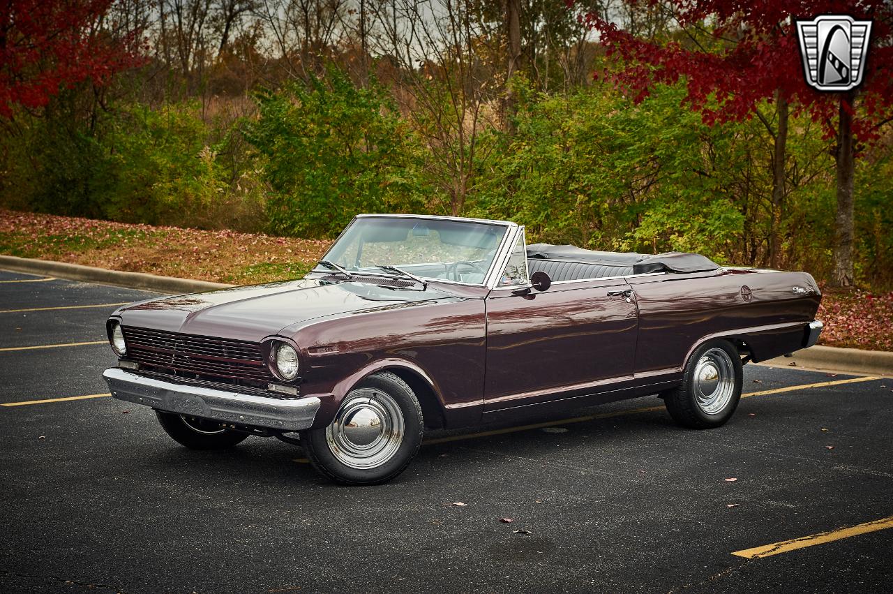 1962 Chevrolet Nova 1