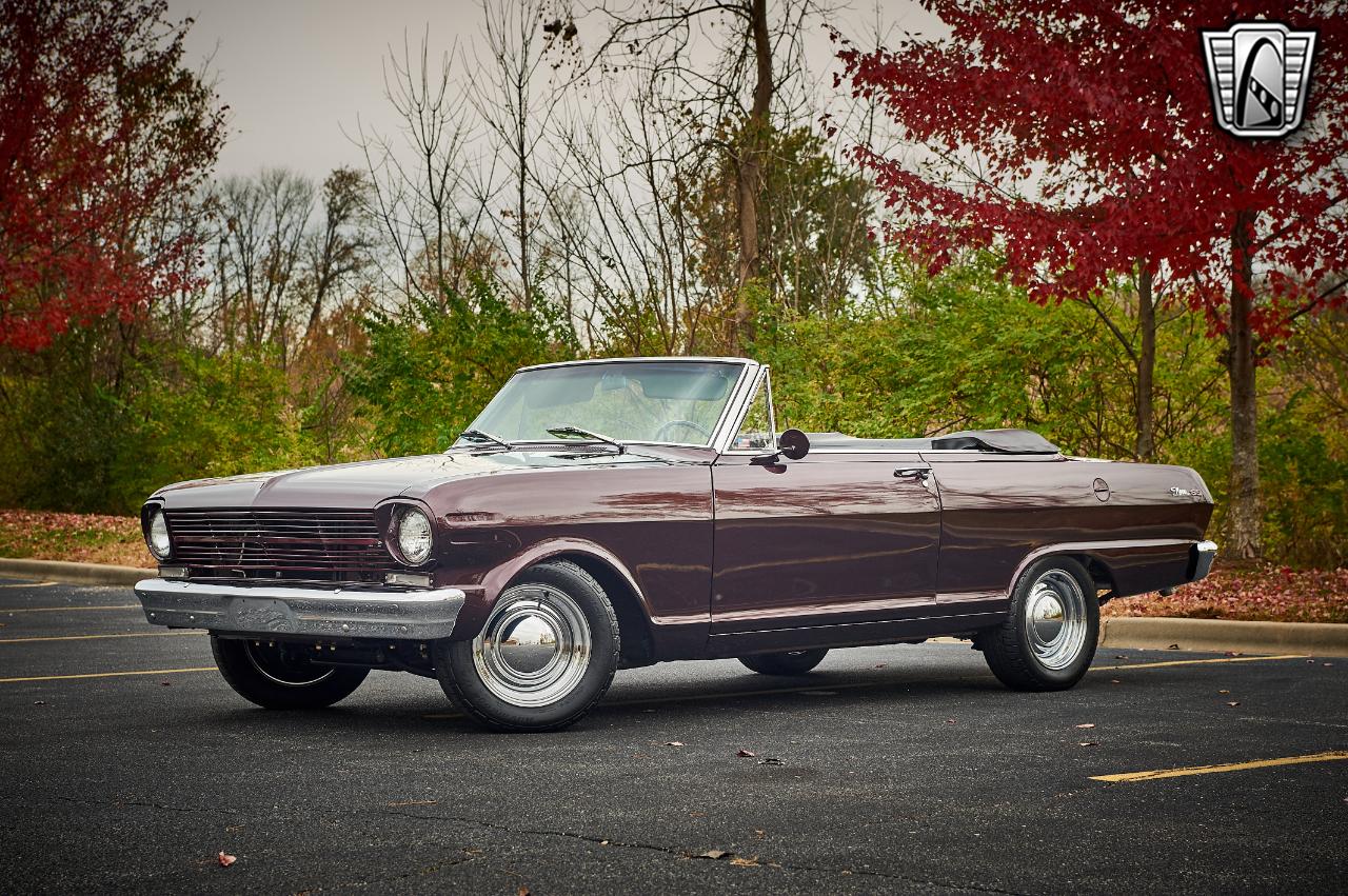 1962 Chevrolet Nova 2