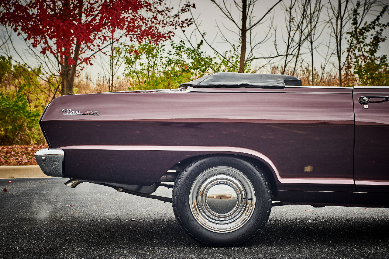 1962 Chevrolet Nova 21
