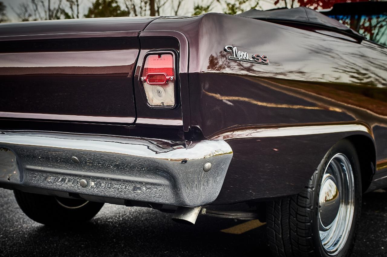 1962 Chevrolet Nova 42