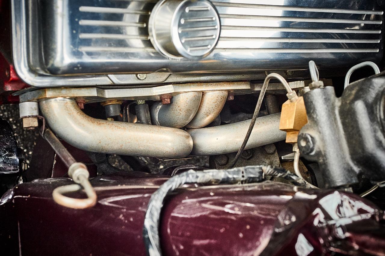1962 Chevrolet Nova 81