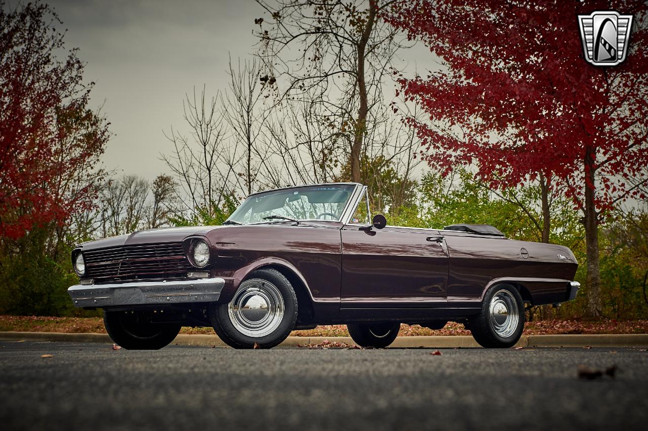 1962 Chevrolet Nova 3