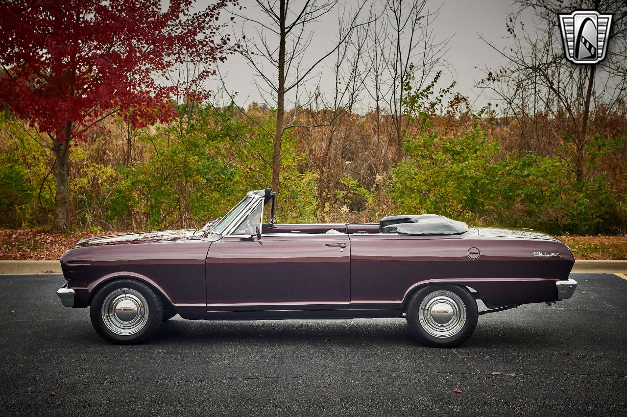 1962 Chevrolet Nova 4