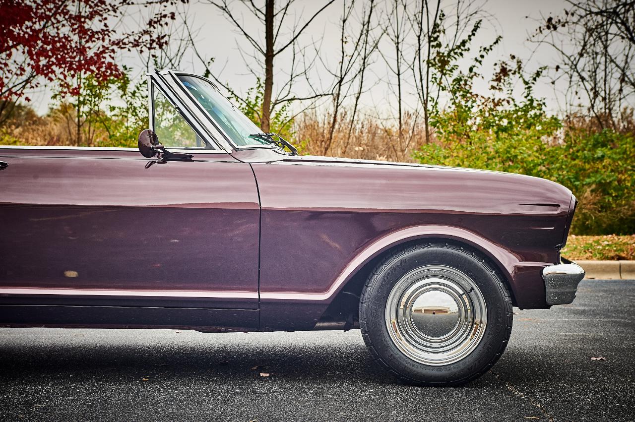 1962 Chevrolet Nova 23