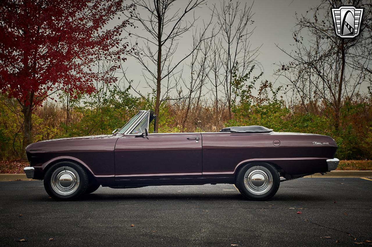 1962 Chevrolet Nova 5