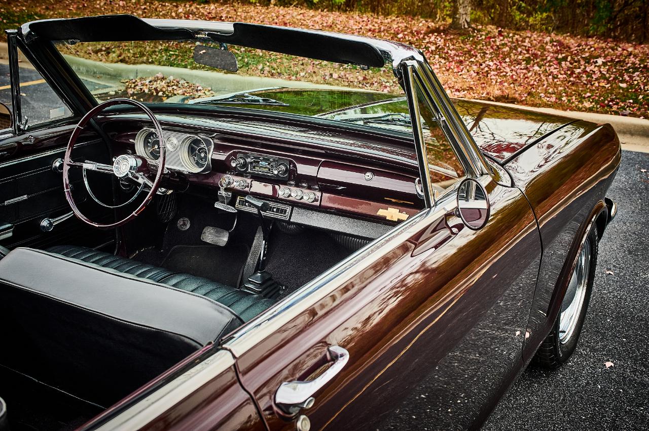 1962 Chevrolet Nova 45