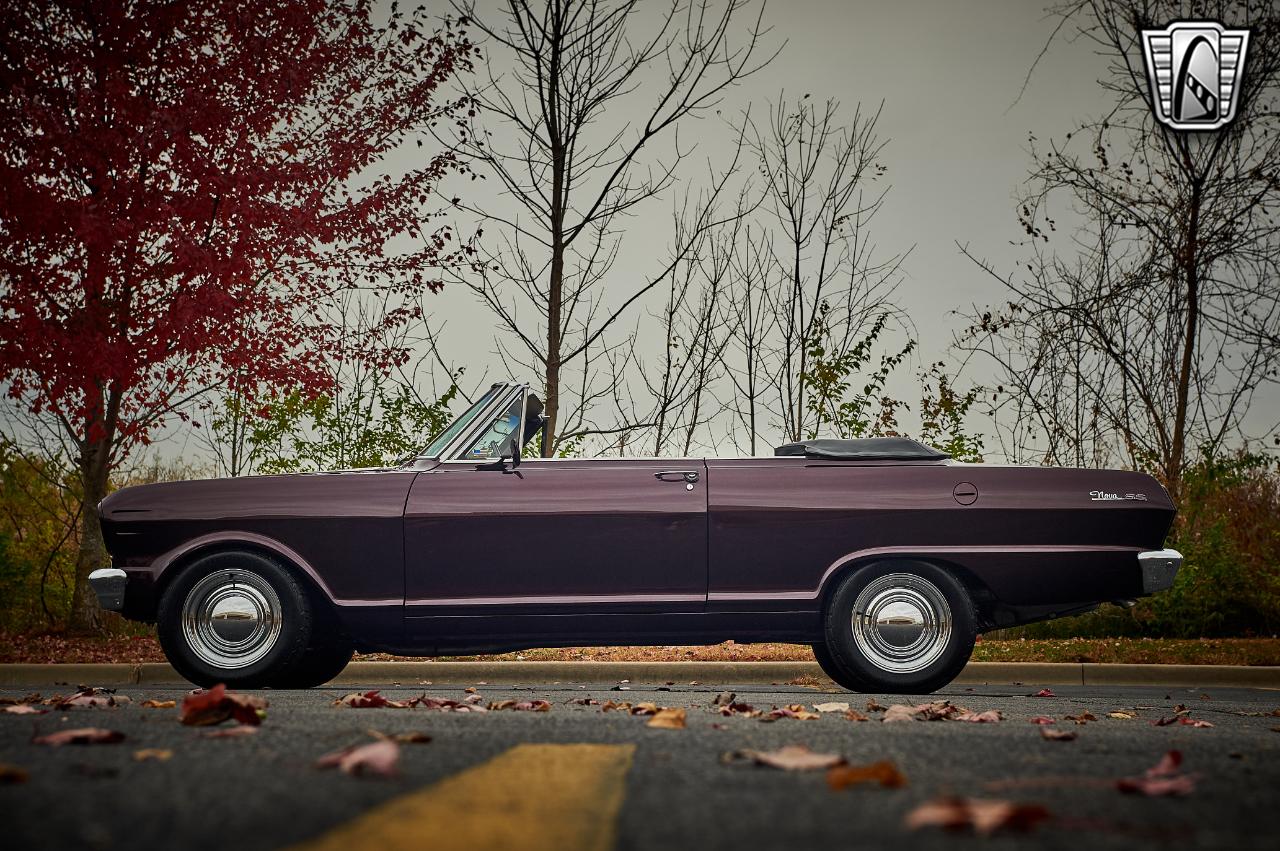 1962 Chevrolet Nova 83